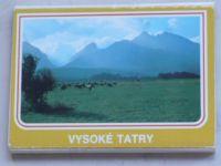 Vysoké Tatry - Soubor 12 fotografií