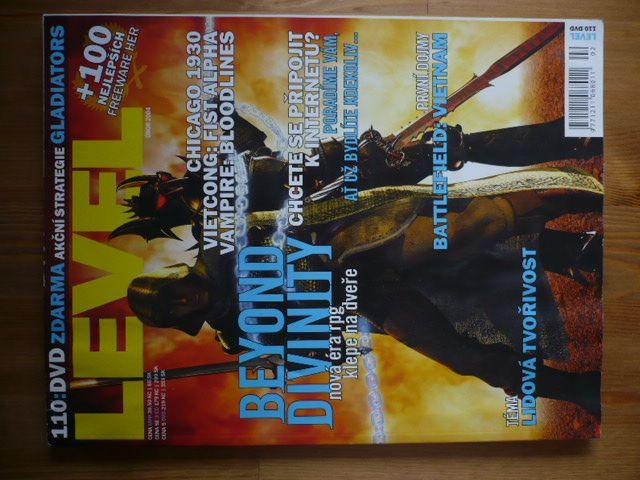 Level 2 (2004) ročník X.
