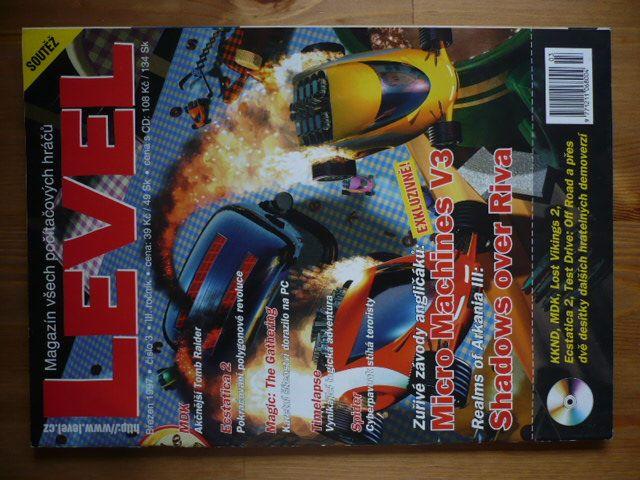 Level 3 (1997) ročník III.