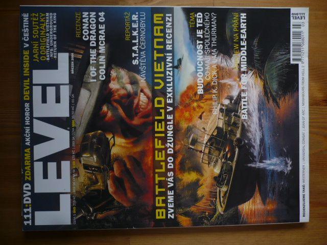 Level 3 (2004) ročník X.
