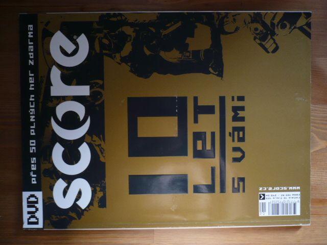 Score 2 (2004) ročník XI.
