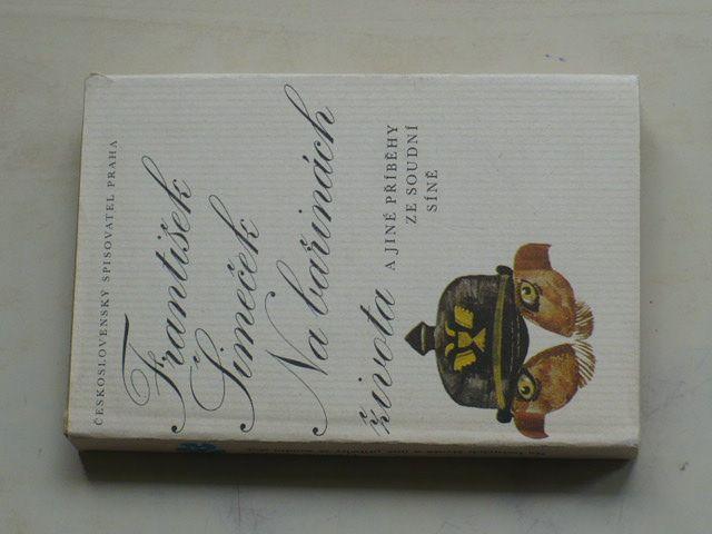 Šimeček - Na bařinách života a jiné příběhy ze soudní síně (1981)