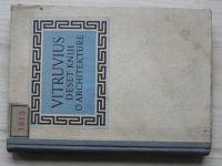 Vitruvius - Deset knih o architektuře (1953)