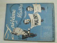 Zpíváme při klavíru - melodie Jaroslava Maliny (1943)