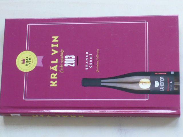 Černý - Král vín České republiky 2013