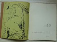 Vlasta Chytilová - Zahrada (1938) Kresba a úprava F. Kalába