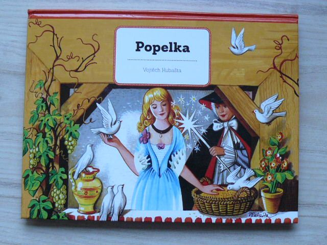 Vojtěch Kubašta - Popelka (2018)