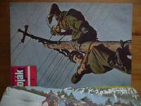 Československý voják 1-26 (1962) ročník XI. (chybí čísla 4, 16, 24 čísel)