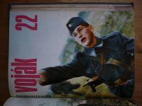 Československý voják 1-26 (1963) ročník XII.