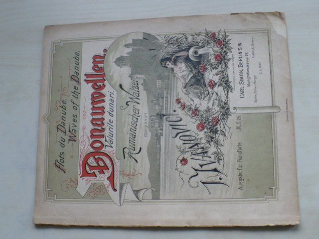 J. Ivanovici - Donauwellen