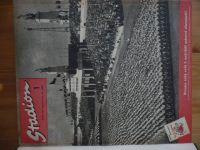 Stadion 1-52 (1960) ročník VIII. (chybí číslo 30, 51 čísel)