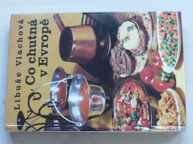 Vlachová - Co chutná v Evropě (1979)