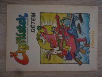 Čtyřlístek dětem (nedatováno) příloha časopisu Vlasta