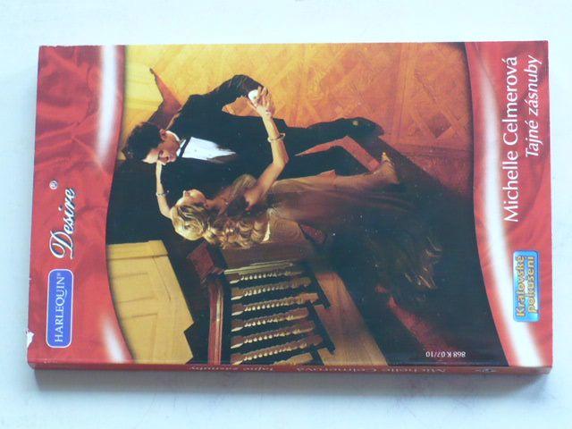 Desire, č.868: Celmerová - Tajné zásnuby (2010)