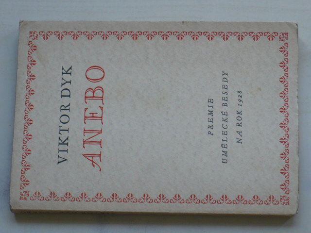 Dyk - Anebo (1928)