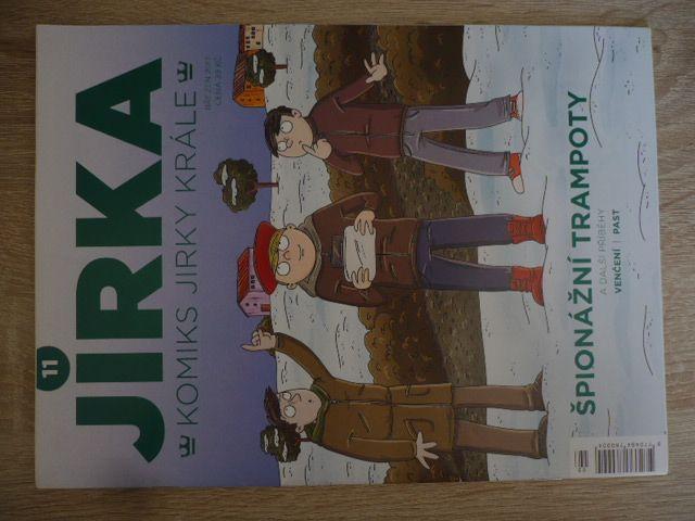 Jirka - Komiks Jirky Krále 11 (2017)