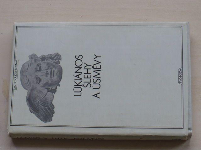 Lúkiános - Šlehy a úsměvy (1969)
