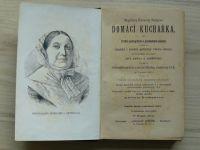 Magdaleny Dobromily Rettigové Domácí kuchařka čili Snadno pochopitelné a prozkoumané poučení (1914)