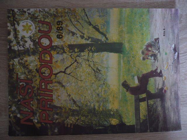 Naší přírodou 6 (1989) ročník IX.