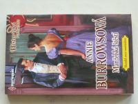 Historická romance, č323: Burrowsová - Manželské štěstí (2011)