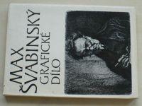 Max Švabinský - Grafické dílo (1976)