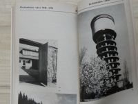 Architektúra Slovenska - Katalog výstavy - Bratislavský hrad 1971