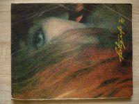 Fotografie 70 - Odborná revue výtvarné fotografie 1-4 (1970) ročník XIV. (chybí číslo 4, 3 čísla)
