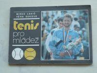Lekič, Suková - Tenis pro mládež (1990)