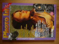 Photo life - Česká fotorevue 1-6 (1999) ročník III. (chybí číslo 6, 5 čísel)