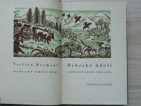 Rayment - Nebeské údoli (Symposion 1947) výtisk 23/300 na Simili Japan