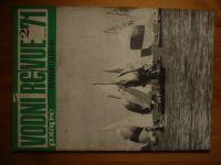 Vodní revue - Potápěč 1-6 (1971) ročník VIII. (chybí číslo 1, 5 čísel)