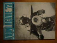 Vodní revue - Potápěč 1-6 (1973) ročník X. (chybí číslo 5, 5 čísel)