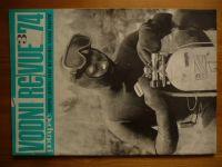Vodní revue - Potápěč 1-6 (1974) ročník XI. (chybí čísla 1-2, 6, 3 čísla)