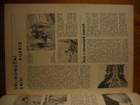 Vodní revue - Potápěč 1-6 (1975) ročník XII. (chybí čísla 1-2, 4, 3 čísla)