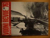 Vodní revue - Potápěč 1-6 (1976) ročník XIII. (chybí číslo 5, 5 čísel)