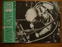Vodní revue - Potápěč 1-6 (1983) ročník XX. (chybí číslo 2, 5 čísel)