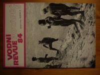 Vodní revue - Potápěč 1-6 (1984) ročník XXI. (chybí čísla 2-3, 4 čísla)