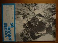 Vodní revue - Potápěč 1-6 (1985) ročník XXII.