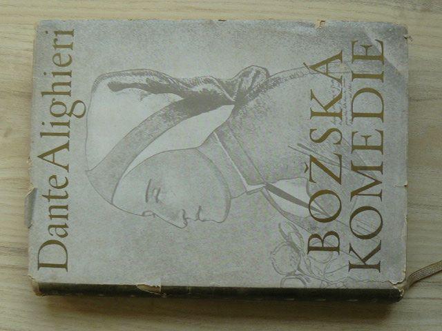 Dante Alighieri - Božská komedie (1952) Živý odkaz světa
