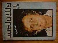 Melodie 1-12 (1982) ročník XX. (chybí čísla 2, 4, 10 čísel)