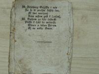 Píseň wánočni.(1874) Proč Marya tať wzdycháte
