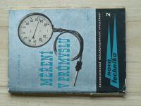 Šindelář - Měření v průmyslu (1962)