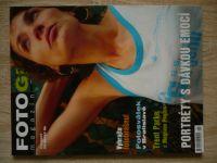 Fotografie magazín 1-12 (2007) chybí číslo 6 (11 čísel)