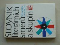 Vlašín - Slovník literárních směrů a skupin (1983)