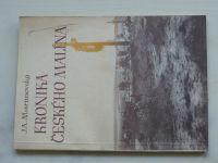 Martinovský - Kronika Českého Malína (1945)