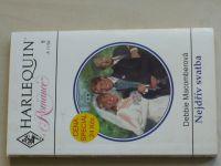 Romance, č.5: Macomberová - Nejdřív svatba (1992)