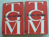 Otázka sociální I. a II. (1947) 2 knihy