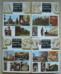 Umělecké památky Čech A/Ž 4.svazky (1977 - 1982)