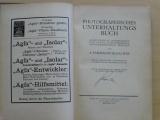 Photographisches Unterhaltungs-Buch von A.Parzer-Mühlbacher (Berlin 1910)