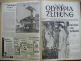 XI. Olympische Spiele BERLIN 1936 - Olympia Zeitung 1 - 30
